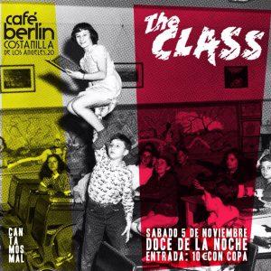 The Class - Café berlín Madrid