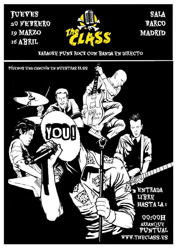 The Class - Sala Barco